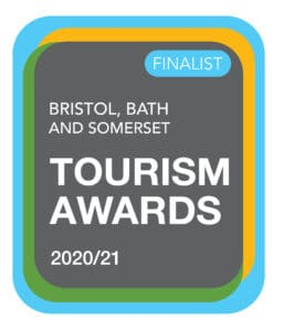 The Old Vicarage Hotel Bridgwater Somerset Tourism Awards 2020 21 Finalist 20 256x300 1