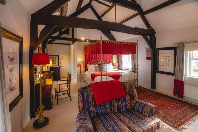 The Old Vicarage Hotel The Suite Room 4