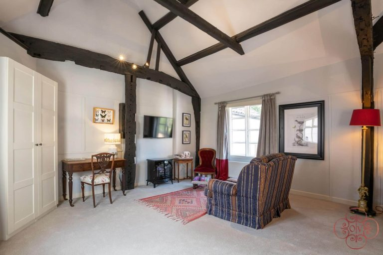 The Old Vicarage Hotel The Suite Room 9