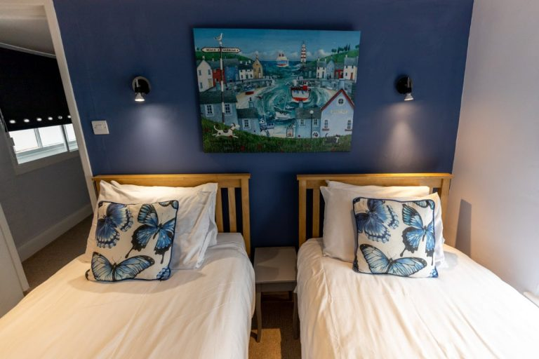The Old Vicarage Hotel Room -10 1