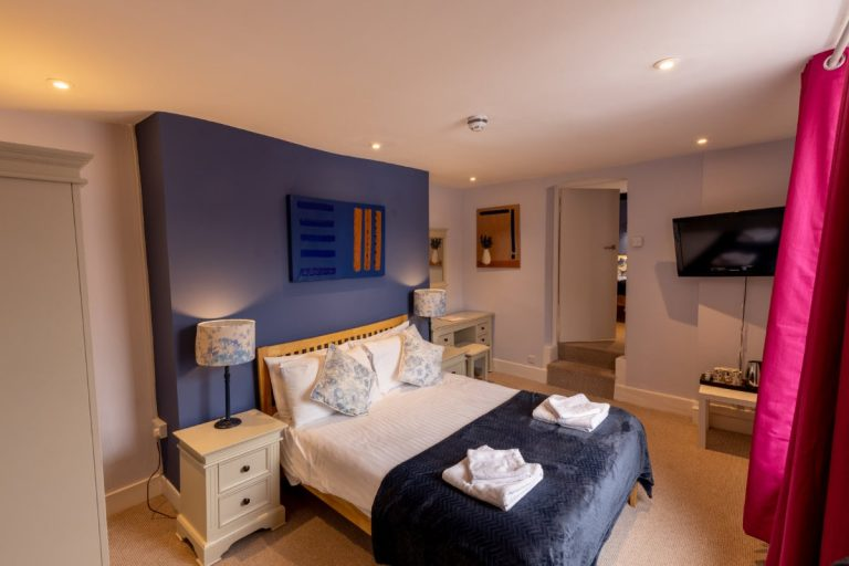 The Old Vicarage Hotel Room -10 3