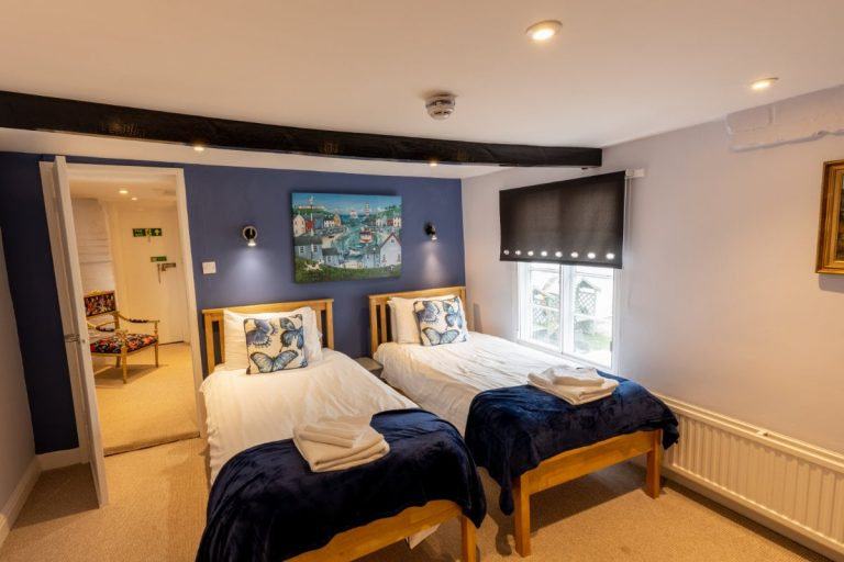 The Old Vicarage Hotel Room -10 4