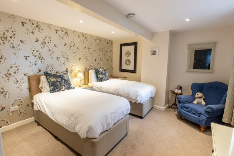 The Old Vicarage Hotel Room 11 2