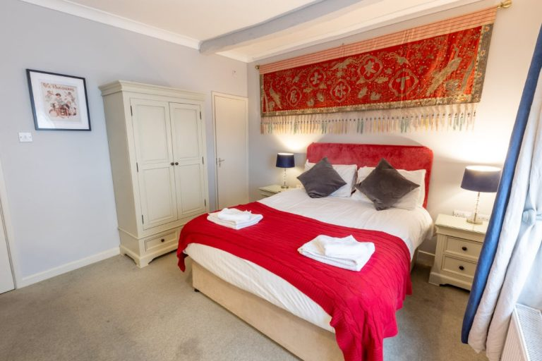 The Old Vicarage Hotel Room 15 4