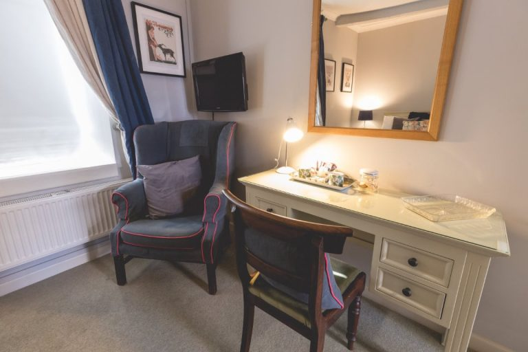 The Old Vicarage Hotel Room 16 2