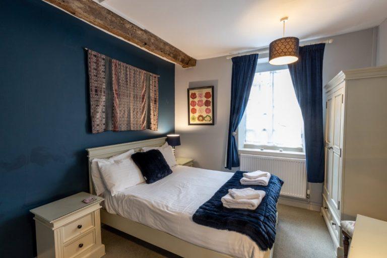 The Old Vicarage Hotel Room 16 3