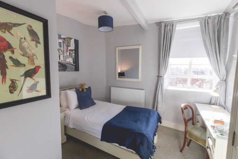 The Old Vicarage Hotel Room 17 1
