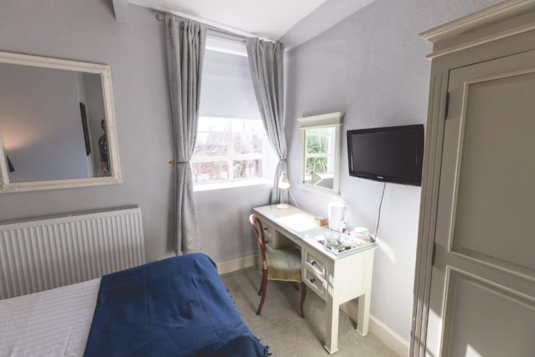The Old Vicarage Hotel Room 17 3