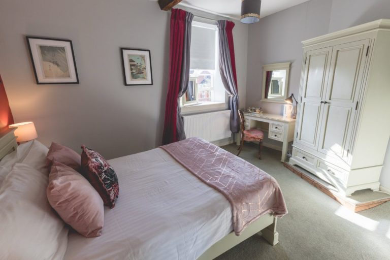 The Old Vicarage Hotel Room 18 2