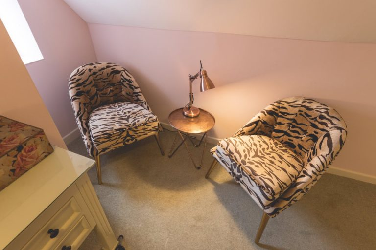 The Old Vicarage Hotel Room 19 3