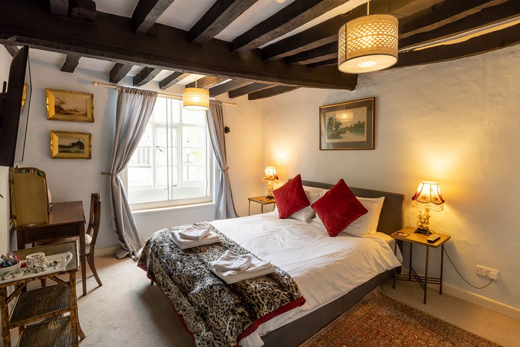 The Old Vicarage Hotel Room 3