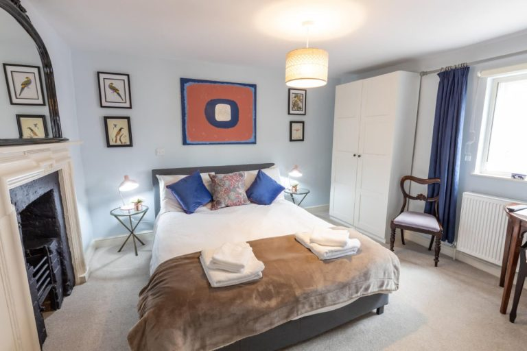 The Old Vicarage Hotel Room 4 4