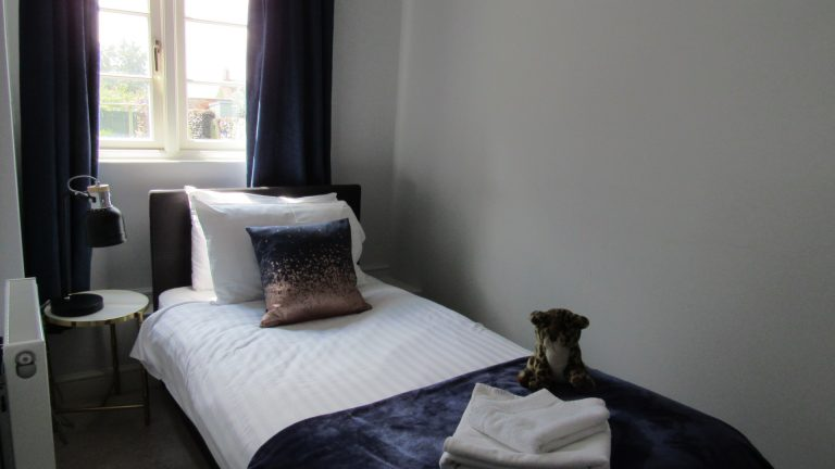 The Old Vicarage Hotel Room 6 2