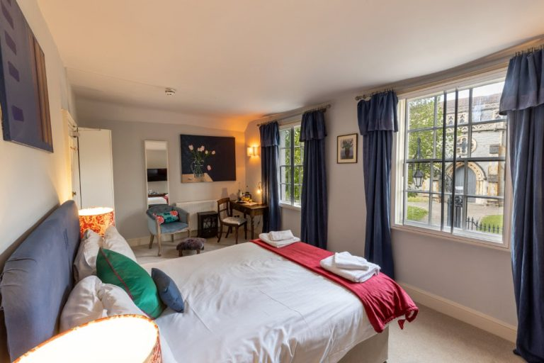 The Old Vicarage Hotel Room 8_4