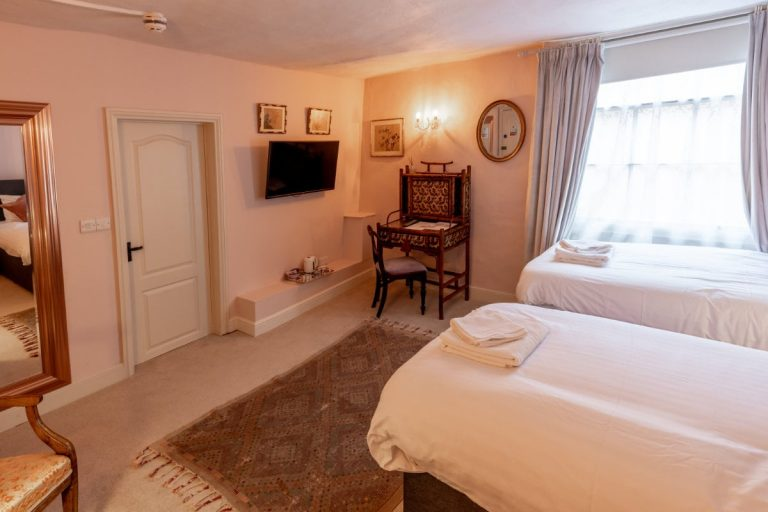 The Old Vicarage Hotel Room 9 1