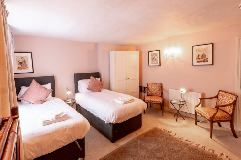 The Old Vicarage Hotel Room 9 3