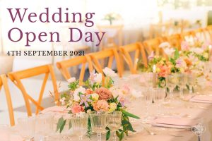 The Old Vicarage Hotel Bridgwater Wedding Open Day September 2021